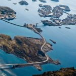Атлантическая дорога  (The Atlantic Ocean Road), Норвегия