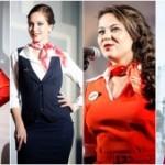 Определена самая красивая стюардесса уходящего года