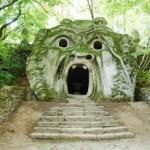 «Парк монстров» (Parco dei Mostri) или «Священный лес» (Sacro Bosco), Бомарцо, Италия