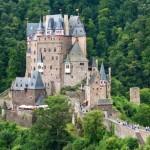 Замок Эльц (Burg Eltz), земля Рейнланд-Пфальц, Германия