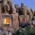 Кагга Камма (Kagga Kamma) – отельно-курортный комплекс в скале, Церес, ЮАР