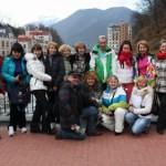 Снег и тропики с «Трансаэро Тур» ч. 1 – «Роза Хутор»