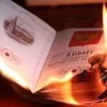 Россияне смогут вернуться из-за границы с испорченным паспортом