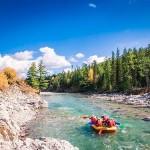 Основные аспекты организации сплава по реке
