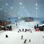 Ski Dubai – первый крытый горнолыжный комплекс на Ближнем Востоке, Дубай, ОАЭ