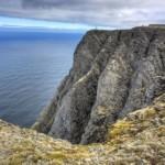 Мыс Нордкап (North Cape) — самая северная точка Европы и Норвегии, остров Магерё