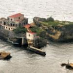 Проклятый остров Гайола (Isola della Gaiola), Неаполь, Кампания, Италия