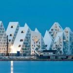 «Айсберг» (Isbjerget) – жилой комплекс в Орхусе, Дания