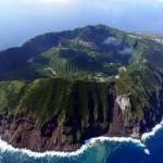 Аогасима (Aogashima) — вулканический остров на котором живут люди, Япония
