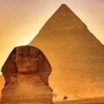 Пирамида Хеопса закрылась на ремонт