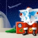 Через Шереметьево в новогодний период прошло более 1,3 млн пассажиров