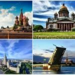 Москва и Петербург — в сотне самых популярных городов мира