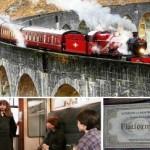 «Хогвартс-экспресс» будет выставлен для посещения в Лондоне