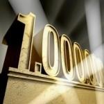 Впервые за 132 года на Московском ипподроме выигран 1 млн. рублей