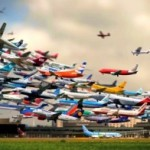 Самым загруженным аэропортом 2014 года стал…