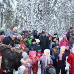 За дни новогодних каникул «Этнопарк» в Коми принял более 900 туристов