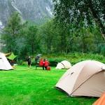 Особенности палаток для кемпинга