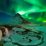 Исландия: тамлапс сьемка от Сиейна Рекдала