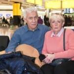 Супруги из Лондона вынуждены жить в аэропорту Хитроу