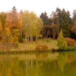 Осень в Украине: парки, дендропарки