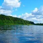 Отдых на Волге (Ивановская область)