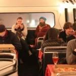 Лондонский даблдеккер превратился в пиццерию