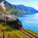 Туристический поезд вокруг Байкала будет сохранен