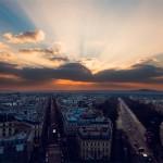 Тихий Город: Зима в Париже