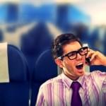 Российские авиакомпании могут разрешить пользоваться телефонами при взлете и посадке