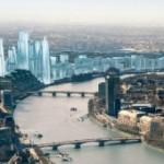 В центре Лондона строится новый квартал