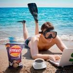 Работай, путешествуя: плюсы и минусы