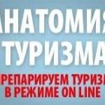 Интерактивная ONLINE выставка — АНАТОМИЯ ТУРИЗМА