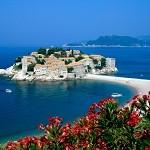 Стоимость туров в Черногорию снизилась на 40%