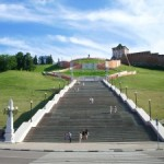 В Нижнем Новгороде появились туристические терминалы