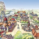 Достопримечательности-2015: Парк Grand Texas Sports & Entertainment District