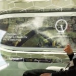 В самолетах могут появиться интерактивные иллюминаторы