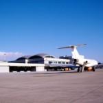 Аэропорт Римини возобновил работу