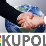 """KUPOL: """"Обнимите ваших клиентов"""""""