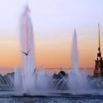 В Санкт-Петербурге открывается сезон фонтанов