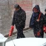Турцию  накрыли снегопады и дожди