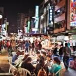 Крупнейший в Азии ночной рынок открылся в Китае