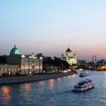 В Москве открылась речная навигация