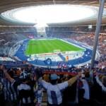 Берлин готовится к финалу Лиги чемпионов