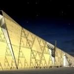 Достопримечательности-2015: Большой египетский музей