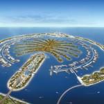 Пальма Джумейра (Palm Jumeirah) – элитный остров в Дубай, ОАЭ