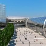 В Домодедово открылся новый сектор международных рейсов