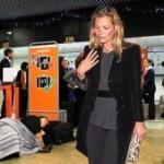 Кейт Мосс сняли с самолета за дебош