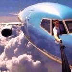 «Идеальное место для селфи» оборудовали в аэропорту Эдинбурга