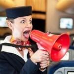 Россиянка устроила дебош на рейсе «Аэрофлота»