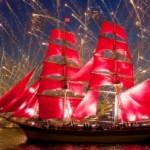 Санкт-Петербург готовится к «Алым парусам»
